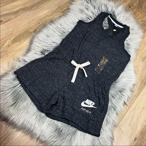 Women's Nike romper new with tags